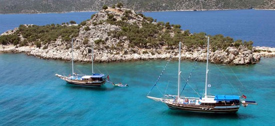 Bodrum Boat tours