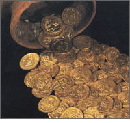 Coins and Jewellery Hall